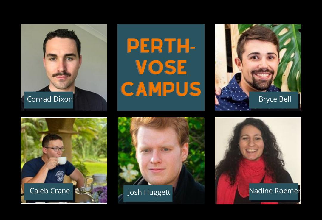 Perth Campus SRG