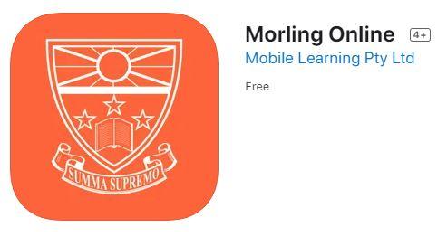 Morling Online Ap Logo