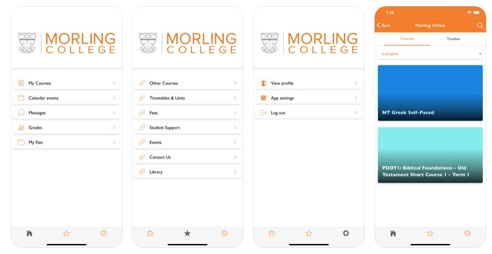 Morling Online Ap